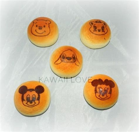 Medium Character Bun Squishy Medium 301 best squishies images on squishies clay charms and bread rolls