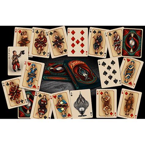 the vaudeville deck by the blue crown magic tricks