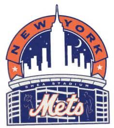 New york mets stadium logo national league nl chris creamer s