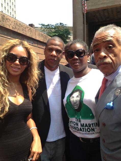 Beyonce Solange And Al Sharpton by Reverend Al Sharpton On Quot Beyonce And Z With