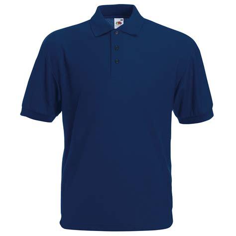 Polo Shirt Cressida 3 fruit of the loom mens 65 35 pique sleeve polo shirt ebay
