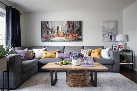 colour walls   charcoal grey sofa www