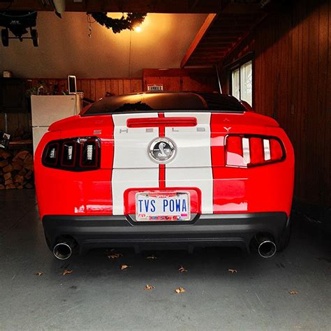 cervini shelby tail lights cervini 4 quot cowl hood 2013 tail light conversion page 4