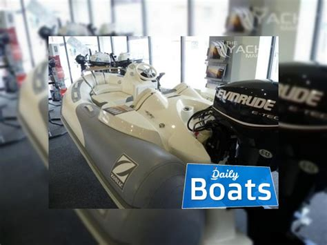 buy a used zodiac boat zodiac 340dl for sale daily boats buy review price