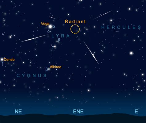 lyrid meteor shower enjoy the lyrid meteor shower astronomy now