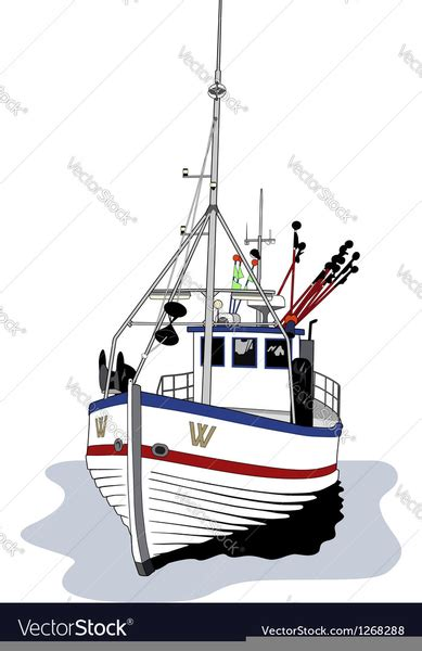 fishing boat clipart vector free fishing boat clipart free images at clker