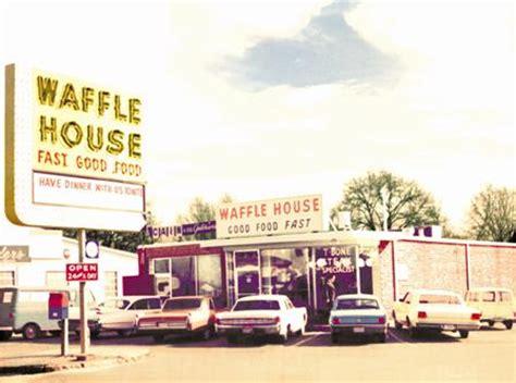 The Waffle House by Waffle House Museum Waffle House