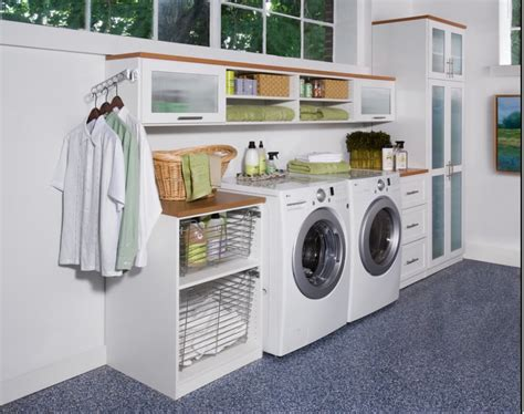 Laundry Room In Garage Decorating Ideas Laundry Area Laundry Area Ideas Pinterest