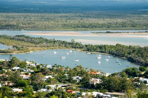 small boat licence queensland photo of noosa river basins free australian stock images
