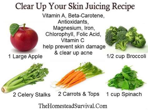 Celery Detox Juice Recipe by Juicing Clear Skin And Your Skin On