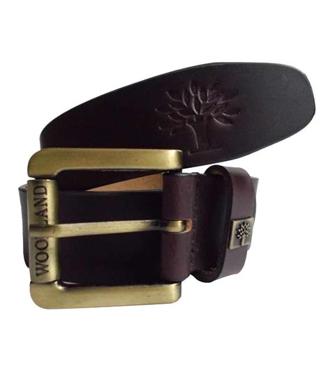 woodland leather belt buy at low price in india