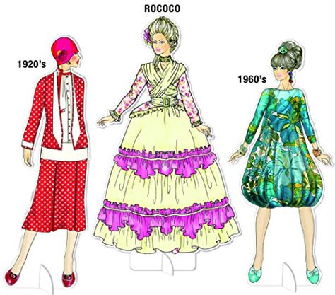 Fashion Through The Ages Essay by Fashion Project Runway Quot Fashion Through The Ages Quot Paper Dolls Kit Shop Selling Items