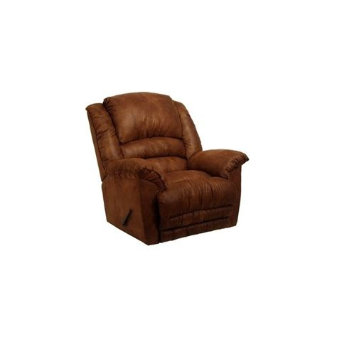 chaise recliners catnapper revolver chaise rocker recliner chair in tanner