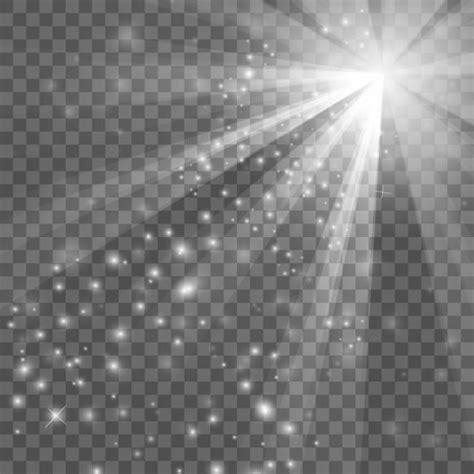white light strick  optical flare optical flares