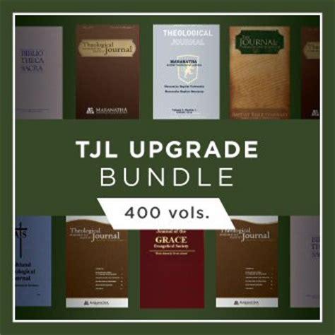 how to update bundler tjl upgrade bundle 400 vols logos bible software