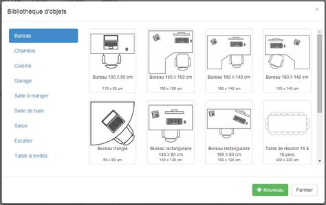 arri鑽e plan de bureau gratuit plan de maison et plan d appartement gratuit logiciel