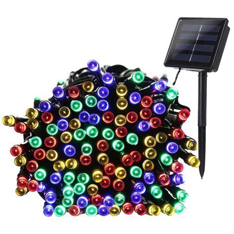 best solar powered lights top 10