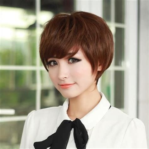 fix for thinning bangs in women asian hairstyles korean short everyday messy hairstyles