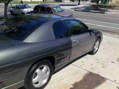 books on how cars work 1996 chevrolet monte carlo head up display buy used 1996 chevy monte carlo ls 2 d v6 3 1l good on gas ac works good in moreno valley