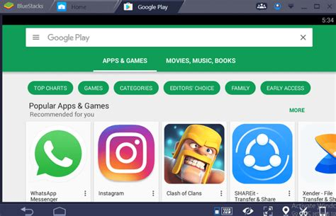 play store for pc play store for windows pc xp 7 8 1 10