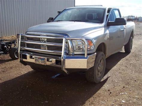 truck defender aluminum front bumper dodge ram 1500 2009 2012