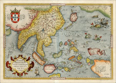 ebay asia ortelius japan asia india malaysia indonesia reproduction
