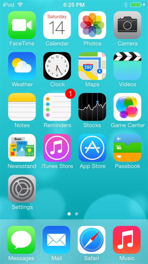 ipod menu layout broken screen apple announces ios 8 with healthkit quicktype sharing