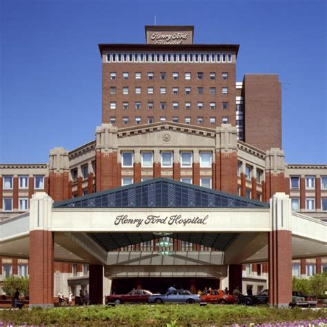 henry ford hospital west grand boulevard 25 best ideas about henry ford hospital on
