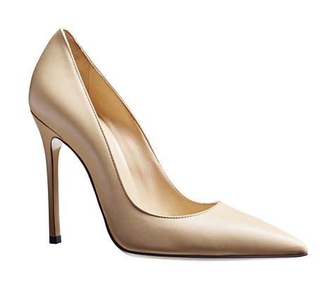 Heel 12 Cm high heel 12 cm glattleder beige soft heels