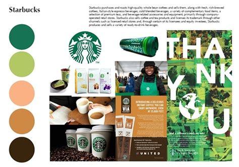 product layout of starbucks starbucks corporate profile on behance