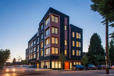 Portland Appartments by Kiln Apartments Gbd Architects Portland Oregon
