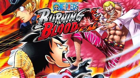 bagas31 one piece burning blood one piece burning blood recensione