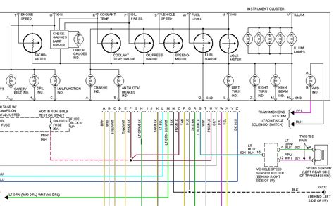 i need a wiring schematic for a 1994 chevrolet ck 1500