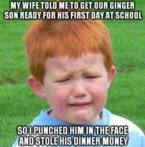 Funny Ginger Memes - ginger meme funny ginger pics and pictures of ginger people