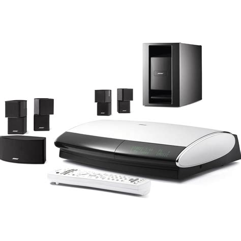 bose lifestyle 48 series iv dvd home entertainment system