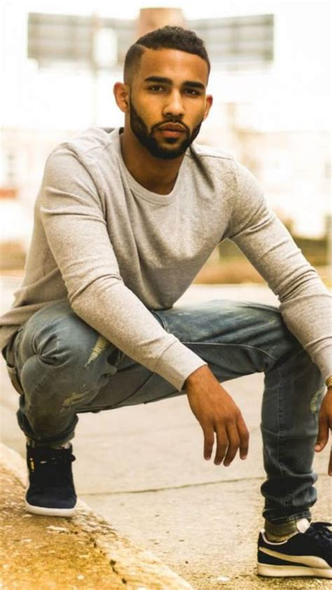black men wearing weaved beards guys 10 haircut styles for a stylish and trendy look