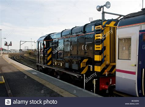 Inverness To Sleeper by Class 08 Shunter 08788 Shunting The Caledonian Sleeper