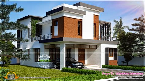 contemporary modern house plan with 1700 square feet and 3 house plan creative idea 1700 square foot modern house