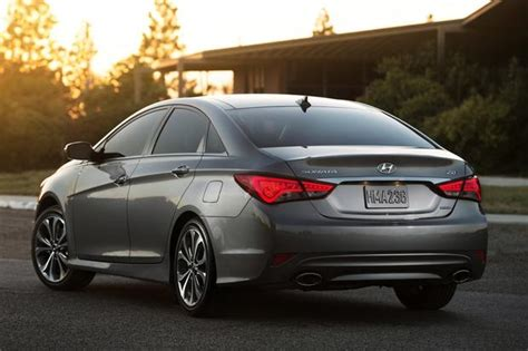 2014 hyundai cars 2014 hyundai sonata new car review autotrader