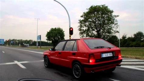 Lancia Delta Integrale Turbo Lancia Delta Integrale Hf Turbo 16v