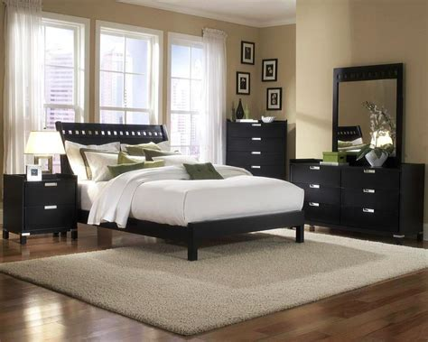 bedroom decor ideas with black furniture dark wood bedroom furniture raya furniture