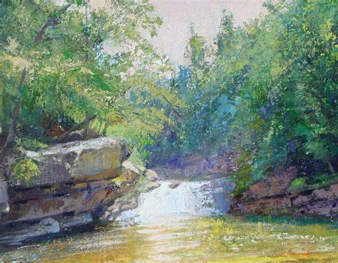 Landscape Pictures For Acrylic Painting Acrylic Painting Classes And Workshops Salon