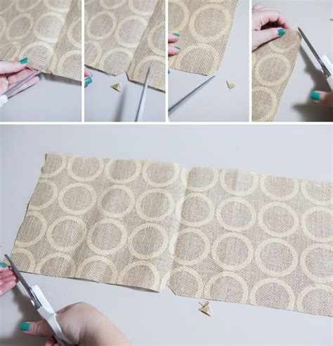 How To Make A Burlap Ring Bearer Pillow by Learn How To Make A Ring Bearer Pillow With Glue Only