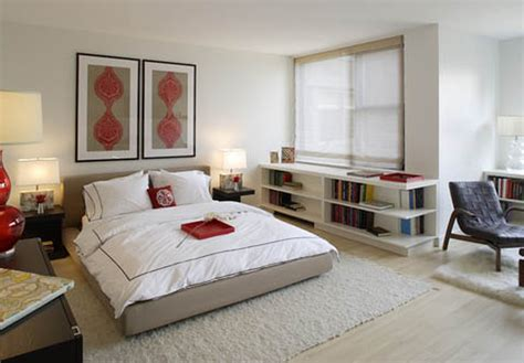 apartment design shows ideas for decorating a modern small apartment bedroom