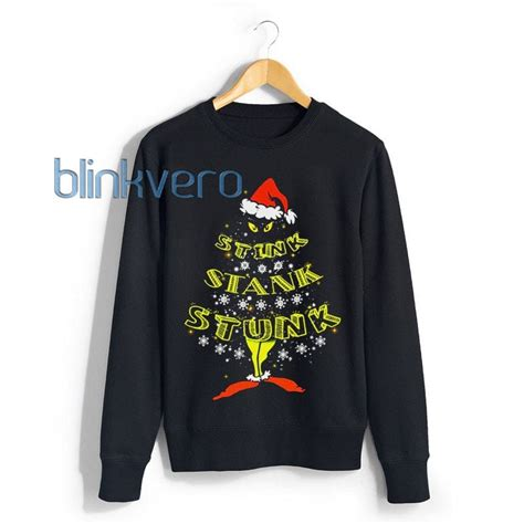 T Shirt 03 grinch sweater t shirt 03
