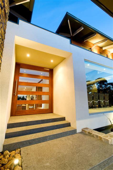 luxury villa entrance design uk noosa villa by design unity modern entry melbourne
