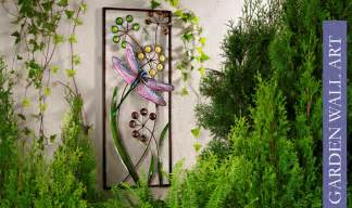 outside wall decorations garden outdoor wall decorations