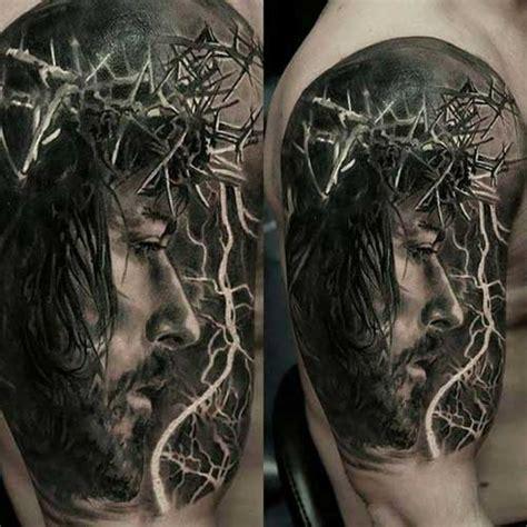 tattoo de jesus en el antebrazo 50 tatuagens de jesus cristo bra 231 o costas barriga