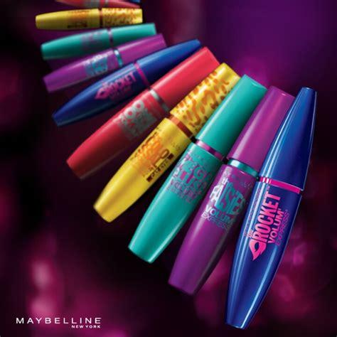 Maskara Dan Eyeliner Maybelline i all maybelline mascaras makeup