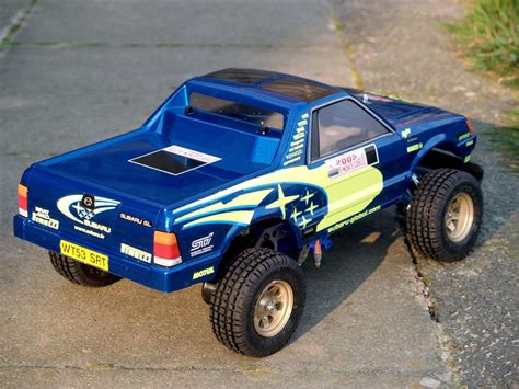 Tamiya Subaru Brat Wrc Support Car Tamiyablog